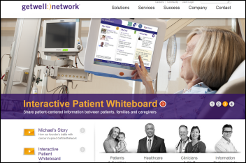 GetWellNetwork Acquired by PE Firm WCAS   HIStalk