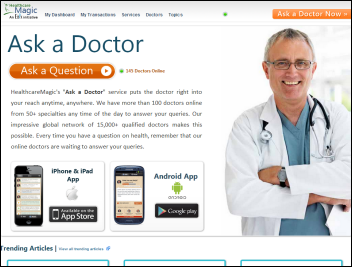 insurance software vendor ebix acquires ask a doctor service vendor healthcare magic for 6 million with plans to roll it into its adam health
