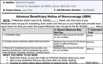 Advance Beneficiary Notice 2014 : Cash Loans Austin TX