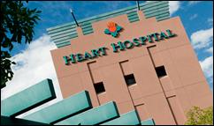 heart hospital alb