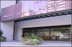 puget sound blood