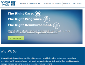 HIStalk | Healthcare IT News and Opinion - Part 161