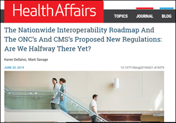HIStalk | Healthcare IT News and Opinion - Part 5