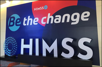 From HIMSS 8/9/21 – HIStalk